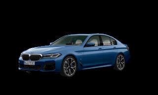 BMW Serie 5 Sedán 2021