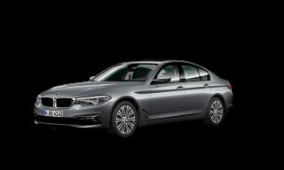 BMW Serie 5 Sedán 2020